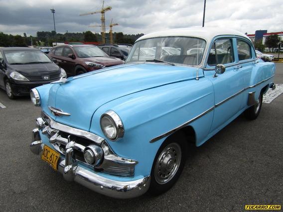 Chevrolet Chevrolet Sedan 53