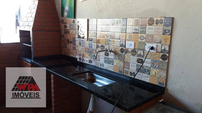Casa Residencial À Venda, Jardim Dos Lírios, Americana - Ca2356. - Ca2356