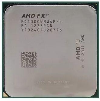 Processador Amd Fx-4300
