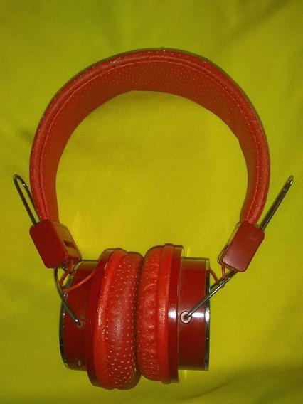 Headphone Fm Stereo Rádio Mp3 Player