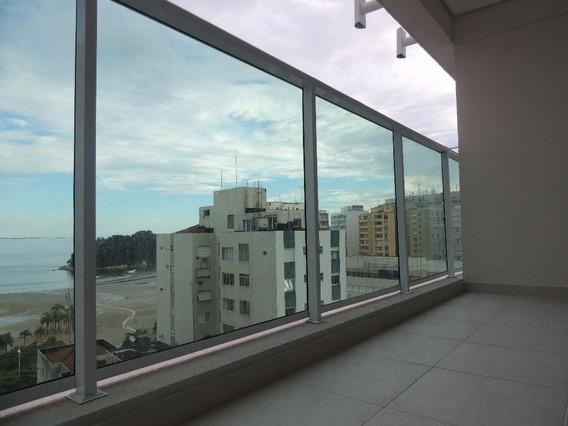 Apartamento Em José Menino, Santos/sp De 48m² 1 Quartos À Venda Por R$ 330.000,00 - Ap98418