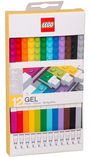 Bolígrafos Lego 12 Pack