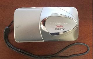 Camara Digital Olympus D-580 Zoom