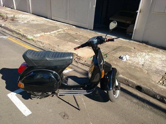 Vespa 200cc Ano 87 Preta R$ 8.990,00