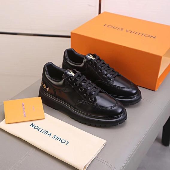 Tênis Louis Vuitton - Lv009