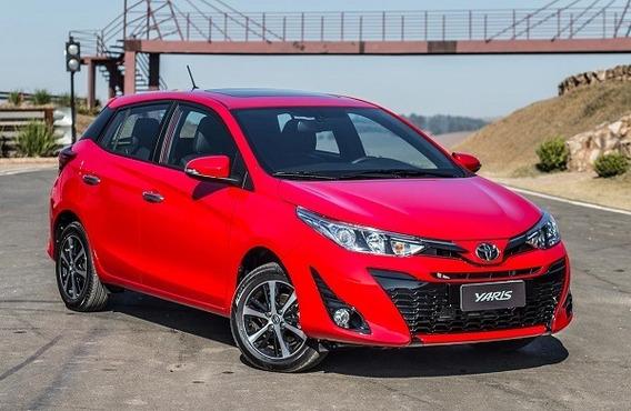 Toyota Yaris S Cvt 5p Okm J