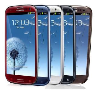 Samsung Galaxi S3 Colores 16gb 8 Mpx Liberado Nuevo 4g Lte