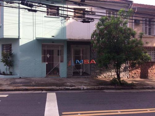 Imagem 1 de 23 de Sobrado À Venda, 180 M² Por R$ 1.800.000,00 - Pinheiros - São Paulo/sp - So0773