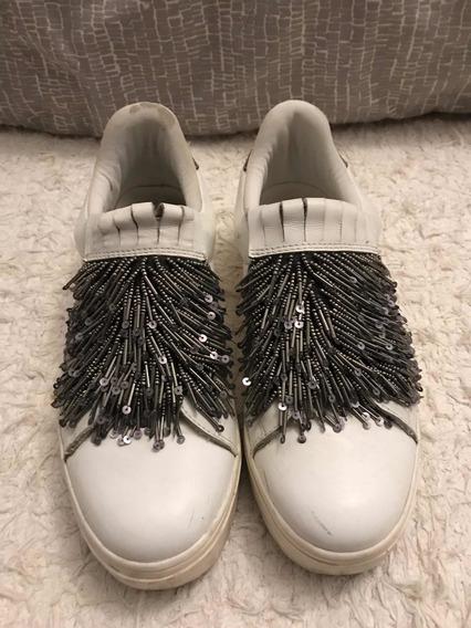 Zapatillas Sarkany Blancas
