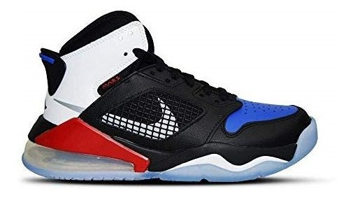 Tenis Jordan Mars 270 Negro,azul,blanco,rojo