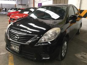 Nissan Versa Sense Std 5 Vel Ac 2012