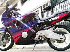 Honda Cbr 600 F2 1992 La Mejor !!!