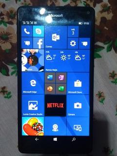 Microsoft Lumia 950xl Dual Sim Cam 20mp 4k 3gb Ram Impecable