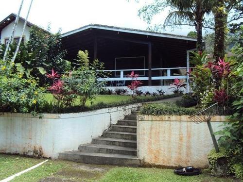 Casa Em Park Imperial, Caraguatatuba/sp De 90m² 2 Quartos À Venda Por R$ 600.000,00 - Ca935886