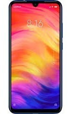 Xiaomi Redmi Note 7 Dual Sim 64 Gb Neptune Blue (04 Gb Ram)