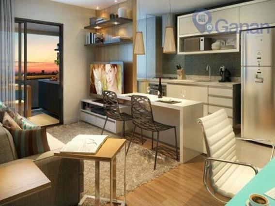 Apartamento Garden Com 2 Dormitórios. R$ 845.800 - Alto Da Boa Vista. - Gd0037