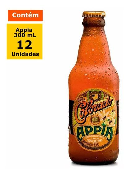 Cerveja Colorado Appia 300ml - Caixa Com 12 Unidades