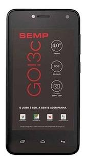 Smartphone Semp Go 3c 4 Quadcore 8gb 5mp Dual Chip