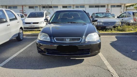 Honda Civic 1.6 Lx Aut. 4p 1998