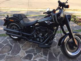 Harley Davidson Fatboy-s 2017 Nuevísima (bajé El Precio!!!!)