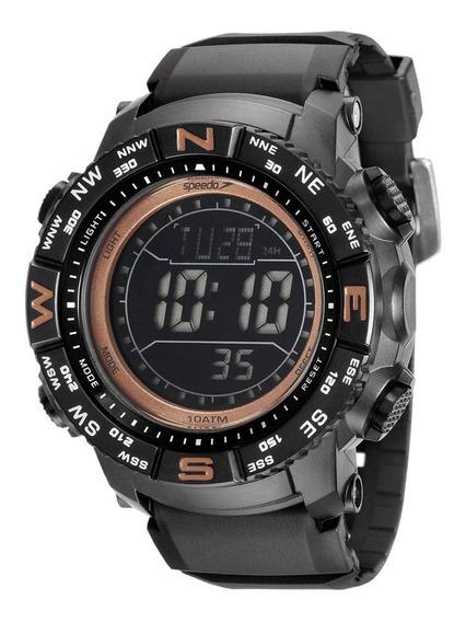 Relógio Masculino Speedo 81137g0evnp4 Digital