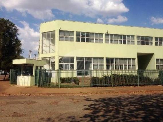 Barracão À Venda Em Parque Industrial - Ba207203