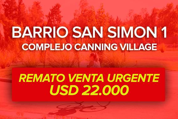 A Menos Que El Costo - Barrio San Simón - Canning - Eidico