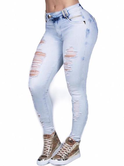 Calça Pit Bull Jeans Pit Bull Original Skinny Bojo Ref 31575