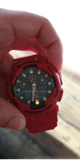 Relógio G Shock Ga 100b