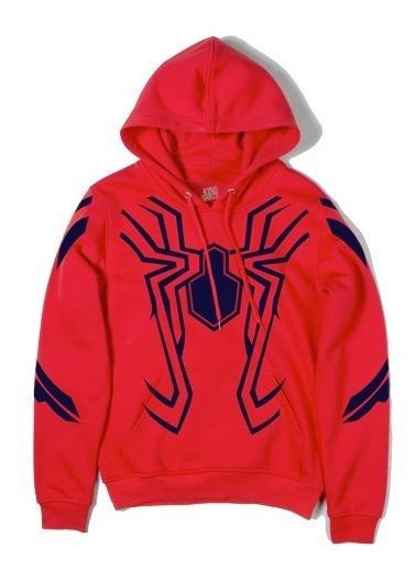 Iron Spider Sudadera Endgame Marvel Envio Gratis