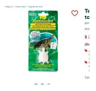 Tetrafauna Reptoguard Acondicionador De Salud Para Tortugas