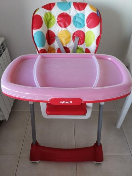 Silla De Comer Infanti Happy Meal Bg89
