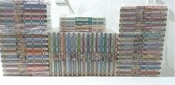 One Piece - Volumes 1 Ao 89 + Databooks