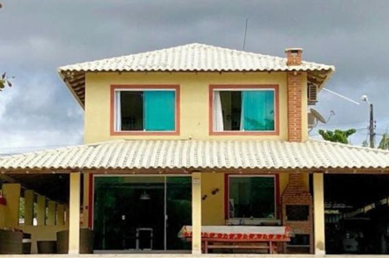 Casa Com 5 Quartos Para Comprar No Centro Em Prado/ba - 21278