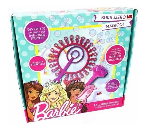 Burbujero Magico Barbie Dreamtopia Toy Bb9991 Piu Online