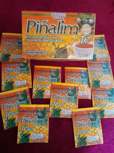 Te Piñalim Caja 30 Sobres Origina - Unidad a $2500