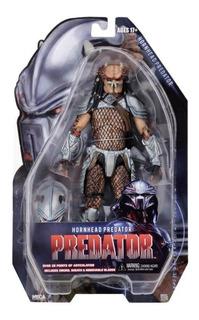 Neca Predator Horn Head Serie 18