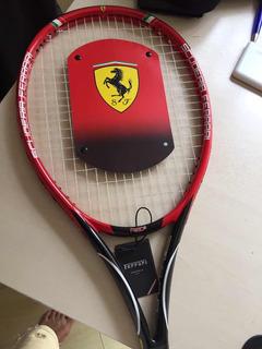 Raquete De Tênis Ferrari Edição Colecionador