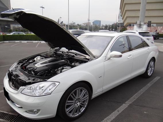 2009 Mercedes Benz Clase S 4p S 600 L Premium Aut
