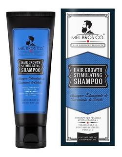 Shampoo Anticaida Cabello 8 Oz Revitaliza Foliculo Mel Bros