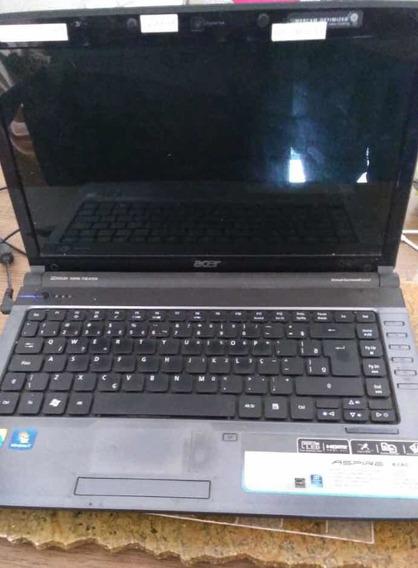 Notebook Acer | Excelente Estado De Conservação