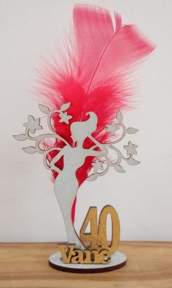 15 Souvenirs + Central Mujer Arbol Diseño 40 Años