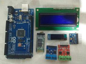 Kit Arduino Mega 2560 - 7 Peças