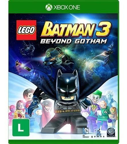 Jogo Xbox One Infantil Lego Batman 3 Beyond Gotham - Novo