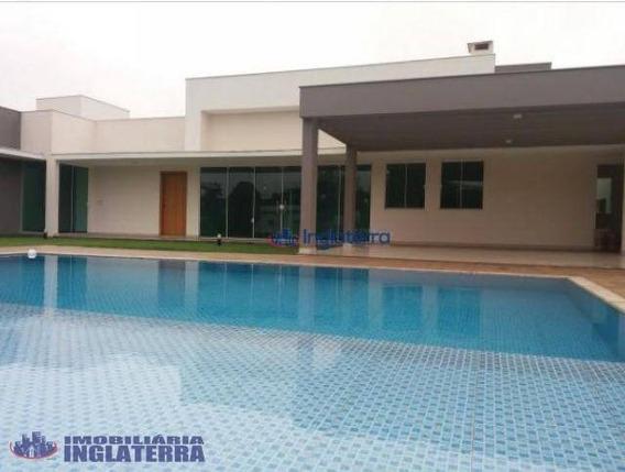 Casa À Venda, 400 M² Por R$ 2.350.000,00 - Condomínio Recanto Do Salto - Londrina/pr - Ca0391