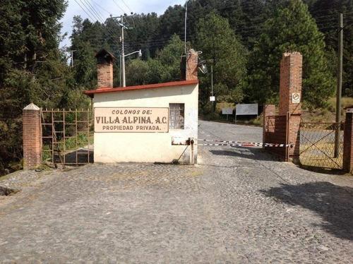Imagen 1 de 3 de Terren0 En Venta Villa Alpina Naucalpan Estado De Mexico