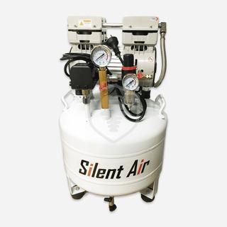 Compresor Silencioso 1hp Silent Air Odontológico Libre De Ac