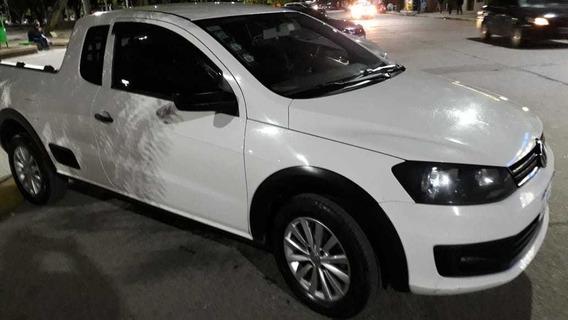 Volkswagen Saveiro Blanca Gnc 1.6