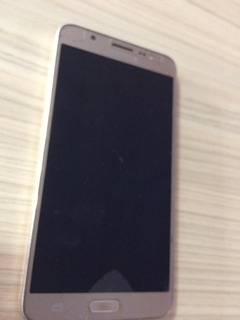 Celular Samsung J7 Metal - Dourado
