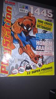 Revista Playstation Nº 8 Dicas E Truques